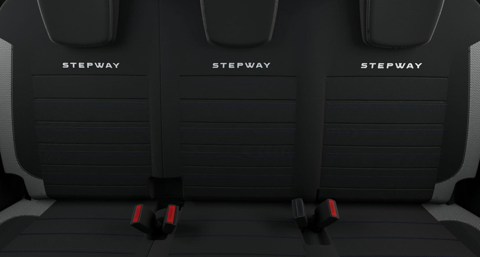 Sėdynių apmušalai STEPWAY