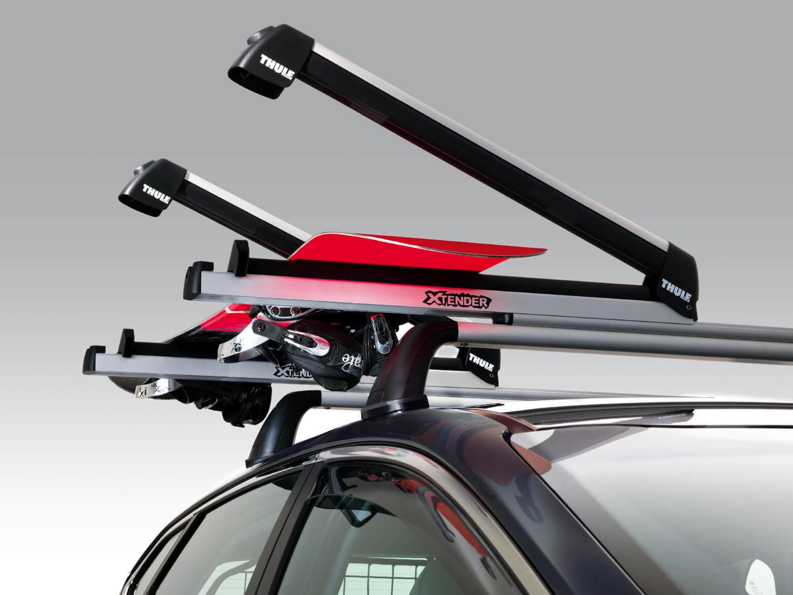 Как сделать корзину на крышу автомобиля