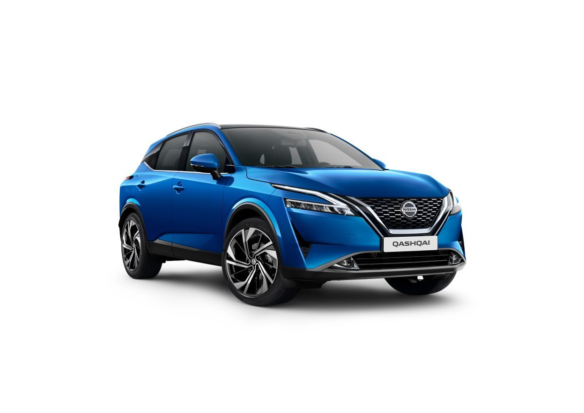 Täiesti uus Nissan Qashqai