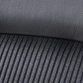 """""""Monoform"""" sėdynės, audinys ir dirbtinė oda, """"Blue Black"""""""