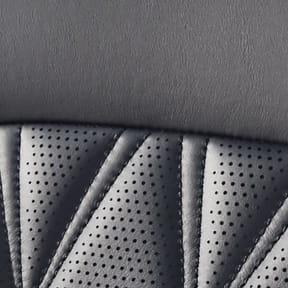 Blue Black - leather Monoform Seats /qashqai tekna