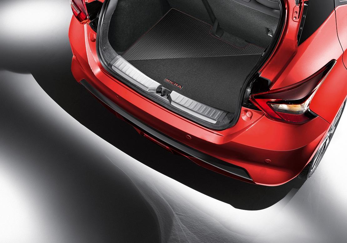 Mīkstais bagāžas nodalījuma grīdas paklājs (abpusējs), Invigorating Red