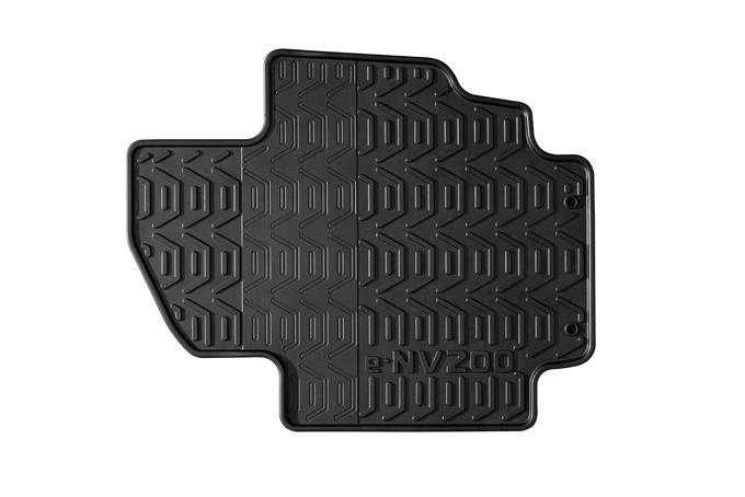 Guminių kilimėlių komplektas (1-osios ir 2-osios eilių)