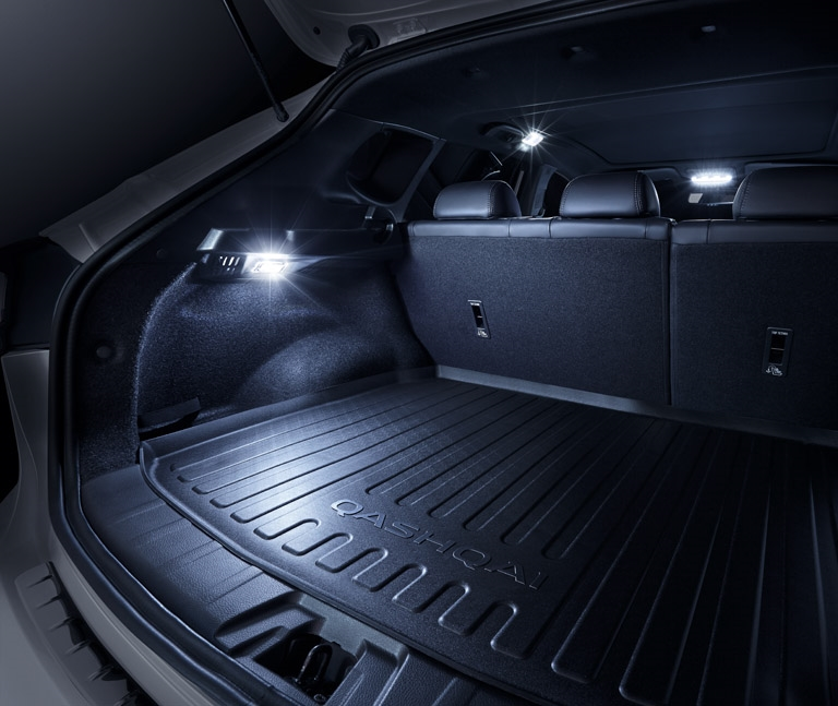 Bagāžas nodalījuma LED apgaismojums