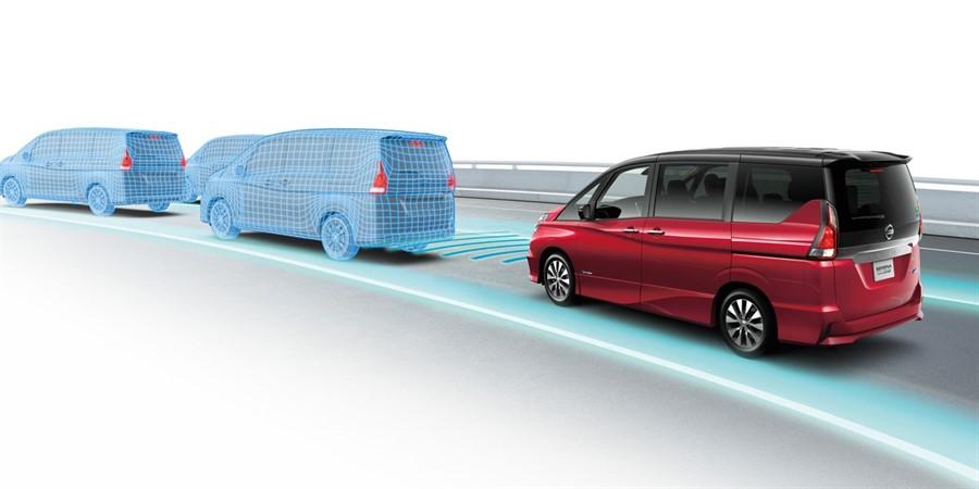 NISSAN SERENA UUE PROPILOTI TEHNOLOOGIAGA ON AUTONOOMNE SÕIDUTEHNOLOOGIA NÜÜD JÕUDNUD JAAPANI AUTOTOOTJATENI