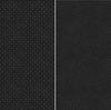 Ultrasuede® ja nahaga viimistlus, Musta värvi