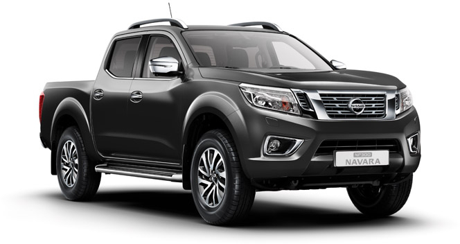 Navara Double Cab 2.3 dCi 190hp AT N-Guard