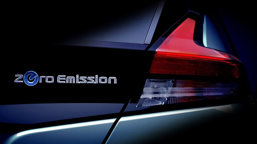 Nustebinkite savo pojūčius. Naujasis #Nissan #LEAF. Tiesiog nuostabus.