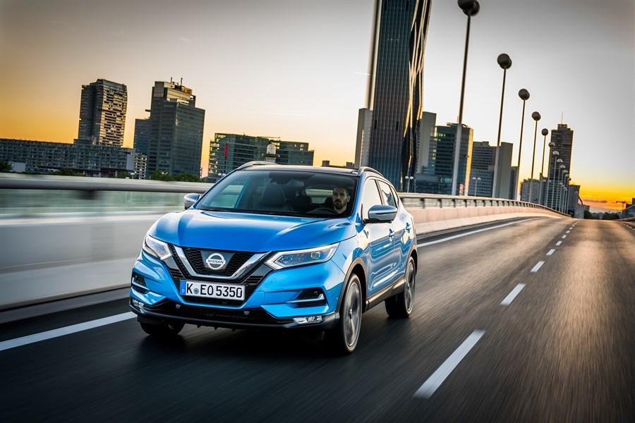 """Naujasis """"Nissan Qashqai"""": aukščiausios klasės patobulinimai, naujas dizainas ir technologijos"""