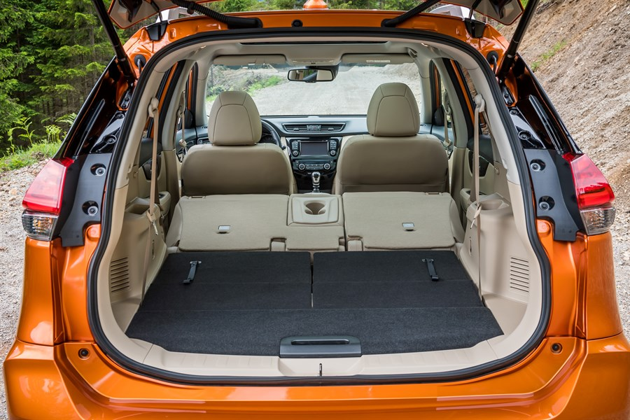 """Naujasis """"Nissan X-Trail"""": perkamiausias SUV pasaulyje"""