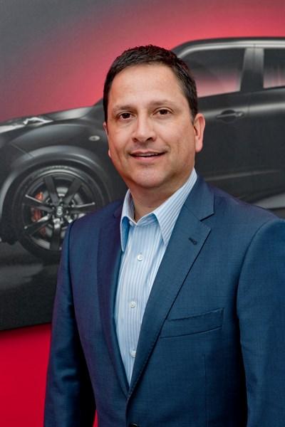 Nissan andis teada muudatustest Nissan Nordic Europe'i tippjuhtkonnas