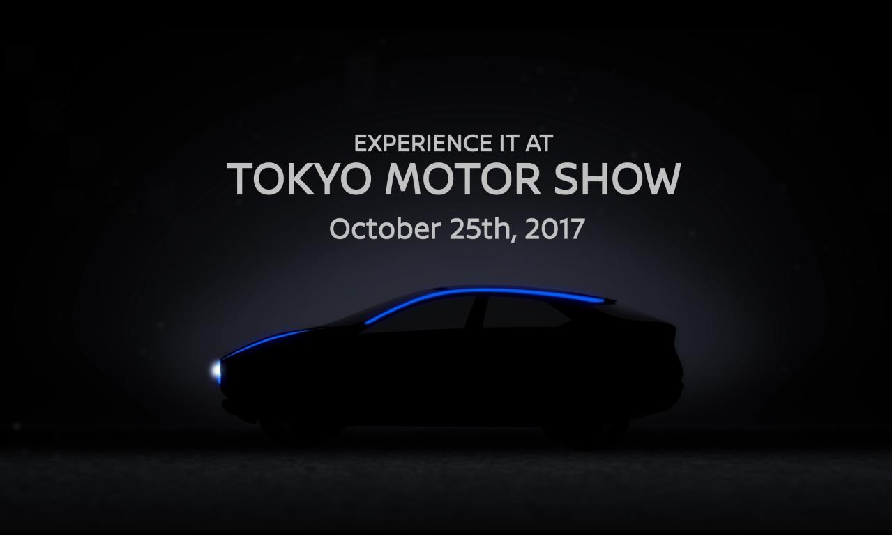 Eelvaade: Koge Nissani intelligentset mobiilsust Tokyo autonäitusel