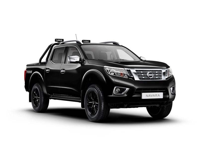 Nissan Navara Trek-1°: prisbelönt pickup, i begränsad upplaga