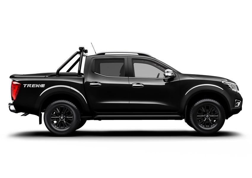 Nissan Navara Trek-1° - heftig og barsk spesialutgave