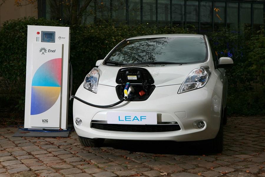 ENERGI TIL FOLKET: NISSAN OG ENEL LANSERER DEN FØRSTE TESTINGEN AV SMARTE STRØMNETT