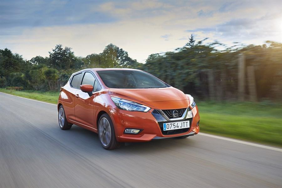Helt nya Nissan Micra: Revolutionen har börjat