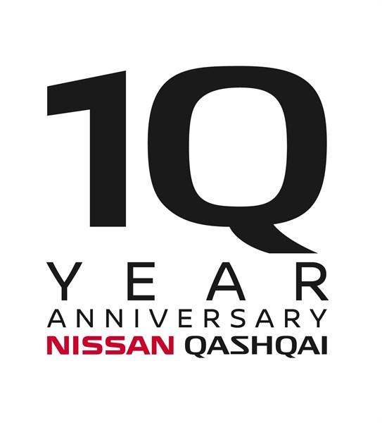 """2007–2017 m.: """"Nissan Qashqai"""" švenčia 10-ies metų jubiliejų"""