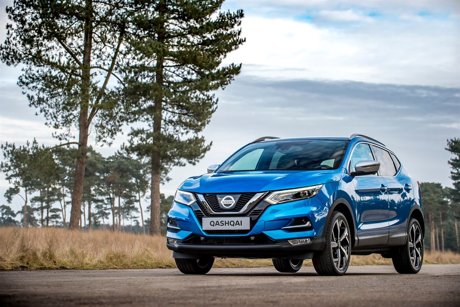 Nissan utvecklar sin vision om framtidens bilar på Genève Motor Show 2017
