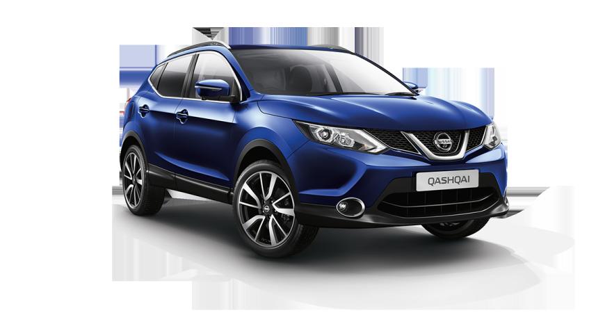 2007-2017: Nissan Qashqai fejrer 10 års førerposition blandt crossovere