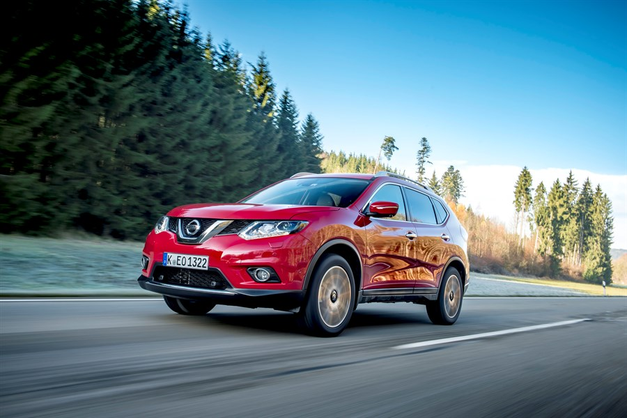 Nissan X-Trail 2,0-liters diesel: större motor, större äventyr