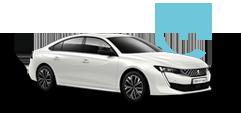 Новый 508 купе-седан