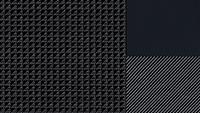 Tumšs pusādas salons (vidū tekstils, malās ādas) CAPY