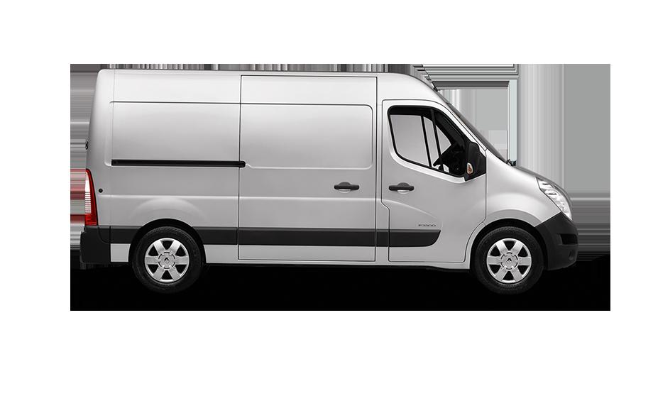 MASTER Van