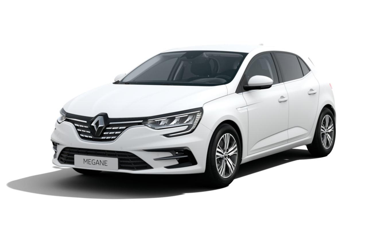 New Renault MEGANE PHASE 2