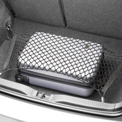 Горизонтальная багажная сетка