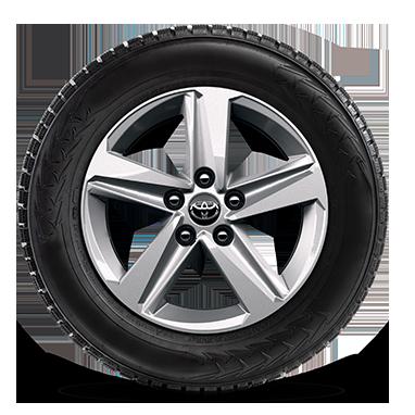 Зимние колеса: Легкосплавные диски 16