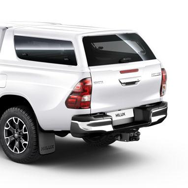 Kõva pakiruumikate – 040 Super White 2 – Extra Cab