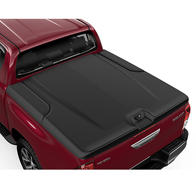 Kõva pakiruumikate – 1D6 Silver Metallic – Extra Cab