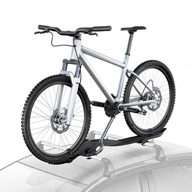 Держатель для велосипеда, среднего размера, левосторонний
