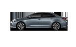 Новый Corolla cедан