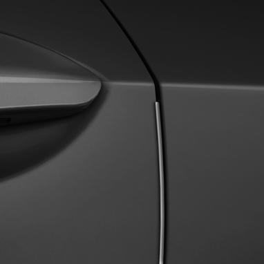 Защита торца двери, 1G3 Dark Grey Metallic