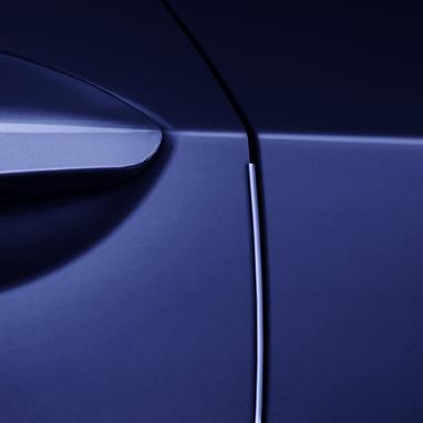 Защита торца двери, 8X8 Dark Blue