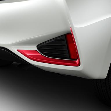 Pakiruumi ehis tagaosa alumises servas – Super Red 3P0