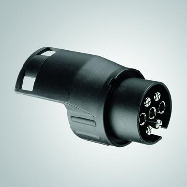 Veokonksu juhtmete adapter autost (7 soont) haagisesse (13 soont)