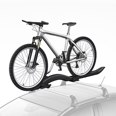 Jalgrattahoidik katusele – vasakpoolne