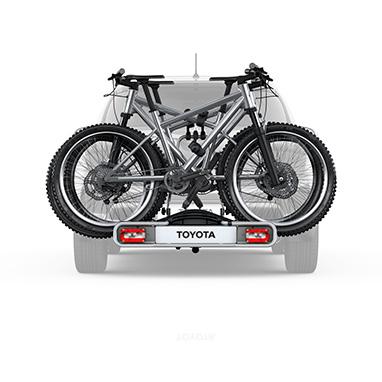 Taha paigaldatav jalgrattahoidik – 13 klemmi