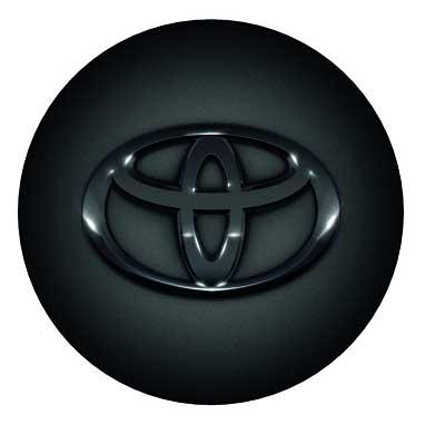 Mattmust suur veljekapsel musta logoga