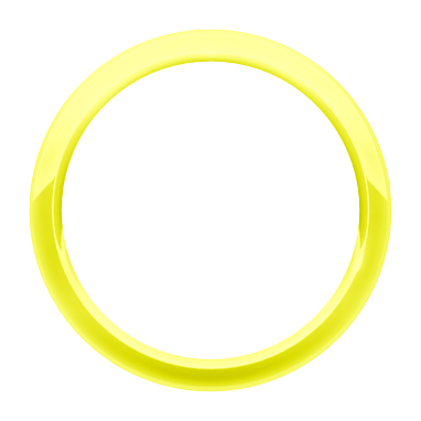 Veljekapsel – rõngas – Yellow 5B5