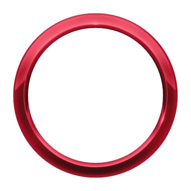 Veljekapsel – rõngas – Red Mica 3T3
