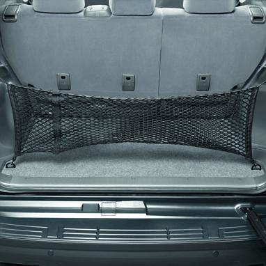 Вертикальная сетка для багажа