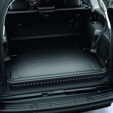 Коврик для багажного отделения (5-и местный без рельсов в багажнике)