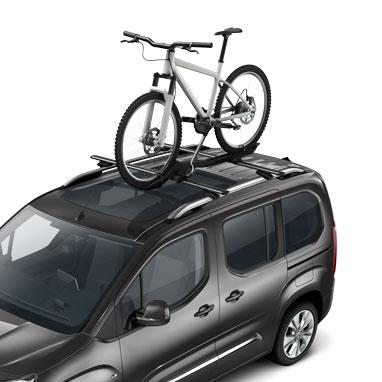 Держатель для велосипедов на крышу - левосторонний