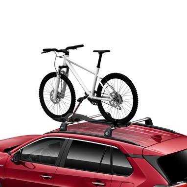 Jalgrattahoidik katusele, parempoolne